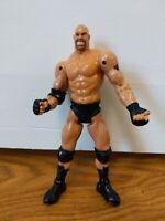 """WCW Bill Goldberg 1999 6"""" Wrestling Action Figure Marvel Toy Biz WWE WWF WCW"""