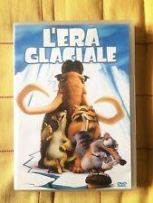 L'ERA GLACIALE dvd film Italiano cartoni animati x bambini