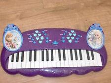 DISNEY FROZEN ANNA ELSA ELECTRONIC KEYBOARD MUSICAL PIANO KIDS TOY INSTRUMENT