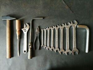 Maserati Merak / Bora Original/Adaptable Tool Set Bag No Ferrari Lamborghini