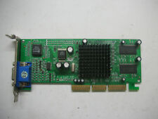 Fujitsu Siemens GM 1000-16 LP Nvidia RIVA TNT2 16mb Low Profile AGP