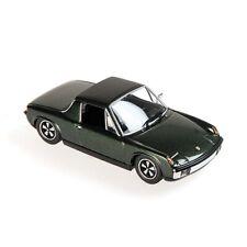 1:43 Porsche 914/6 1970 1/43 • MINICHAMPS 400065060 #
