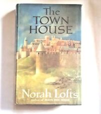 1959 The Town House Norah Lofts HB Historical Novel Medieval England Book Feudal