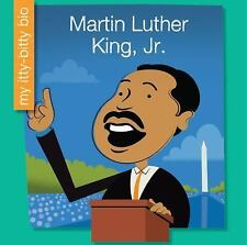 Martin Luther King, Jr. (My Itty-Bitty Bio)-ExLibrary