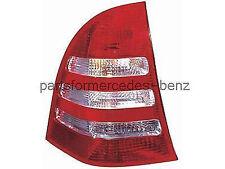 Mercedes C Class 2004-2007 (Estate Models) Tail Lamp Left