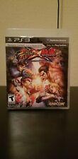 Street Fighter X Tekken (Sony PS3, 2012) Same day Shipping read Below