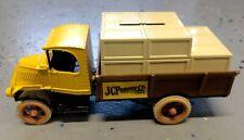Diecast Models Collectors Car - ERTL - 1926 Mack Bull Dog - Truck Bank J.C.Penny