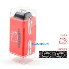 2013 SANRIO HELLO KITTY PRIVACY STAMPERZ (SEFT-INK ROLLING STAMP)130578