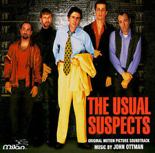 The Usual Suspects [Original Motion Picture Soundtrack] by John Ottman (CD, Aug-