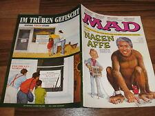 MAD  # 241 -- NASENAFFE: Elstnerius / MAD ENTBLÖßT: Unterhosen / ENTTARNT:  CIA