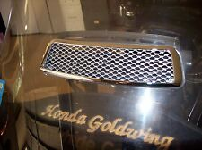 HONDA GL1800 CHROME WINDSHIELD VENT ACCENT SCREEN 04 and Above