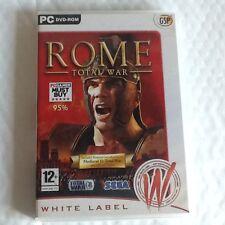 Rome: Total War-White Label (PC DVD)