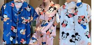 Mickey Mouse Pajamas with Matching Shorts