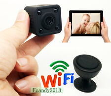 1080P 4HS battery 940NM IR night vision Portable Wireless wifi IP spy HD Camera