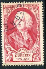PROMO / STAMP / TIMBRE DE FRANCE OBLITERE N° 857 MARQUIS DUPLEIX