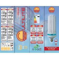 Lámpara Cultilite amortiguador de choque posterior CFL 250W Blanco 6400°K grow
