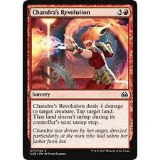 Sorcery Red Common Individual Magic: The Gathering Cards