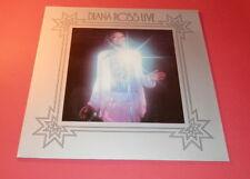 Diana Ross -- Live  -- LP / Soul