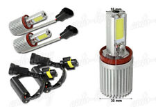 FIT TOYOTA SCION PORSCHE H8 H11 WHITE LED COB 40W LOW BEAM FOG LIGHT BULBS PAIR