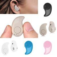 Brand Mini Wireless Sport Bluetooth Earbuds Headset Stereo In-Ear Earphone