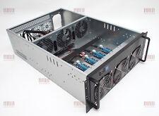 6 GPU ETHEREUM Mining Rig Monero Miner rx590 gtx1080 rtx2080 ti RX Vega