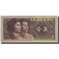 Billets, Chine, 1 Jiao, 1980, KM:881a, B+ #314439