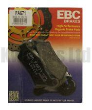 EBC Rear Organic Brake Pads BMW R850 RT 06 FA363