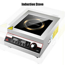 Induction Stove Electric Cooker 5000w Commercial Plane High-Power Hotel Canteen