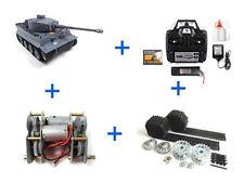 Heng Long 1:16 R/C S&S German Tiger I Tank with Metal upgrades(Super 2.4G Versio