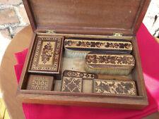 More details for tunbridgeware micro-mosaic selection box