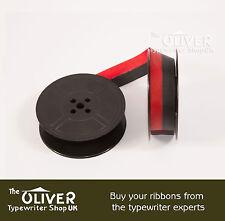 Underwood 3, 4 and 5 Typewriter Ribbon, RED & BLACK      ****High Quality****