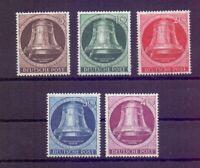 Berlin 1951 - Glocke Links - MiNr. 75/79 postfrisch**- Michel 100,00 € (198)