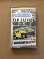DJ JUICE #41 The Juicetonian CLASSIC NYC Cassette Mixtape Tape Rap 90s