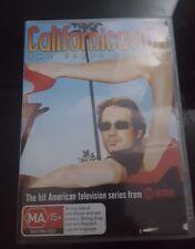 Californication first Season 1 DVD like new free post david duchhovny showtime