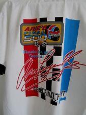 ARIE LUYENDYK NEW 1999 FINAL INDY 500 IRL CART 1999 FINAL FLIGHT T SHIRT