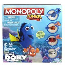 Hasbro Finding Dory Monopoly Junior - Disney/Pixar