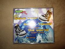 "CD  Sampler    "" Move Your Body, round the world "" DJ Bobo, Die fantast. Vier..."