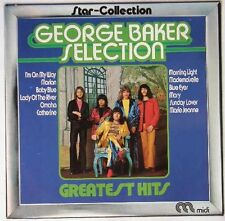 George Baker Selection - Greatest Hits Ger 1973 LP