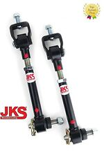 "1984-2001 Jeep Cherokee JKS HD Front Sway Bar Links Disconnects for 4-6"" lifts"
