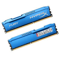 16GB (2x 8GB) DDR3-1333M​hz PC3-10600 240pin 1.5V CL9 Low density Desktop Memory