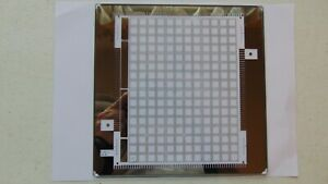 Cray 3 Supercomputer IC Photomask glass plate Micro Mask T2-00 L1