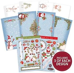 Hunkydory - Frosty Friends - Concept Card Collection