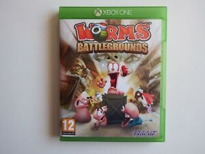 Worms: Battlegrounds for Xbox One in MINT Condition