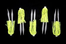 Jigging World Micro Silicon Skirt Easy-Install & Free Shipping within US!