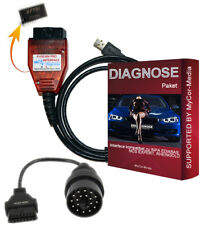 Diagnose KDCAN PRO Interface für BMW INPA NCS ISTA EXPERT Rheingold Software