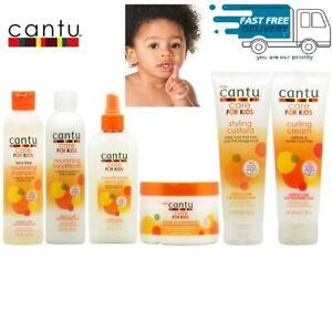 Cantu Care for Kids Gentle-Curly All Type Hair Full Range !! SALE !!
