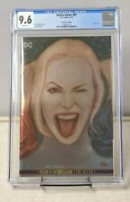 Harley Quinn #63  Convention Exclusive Foil Variant   CGC 9.6