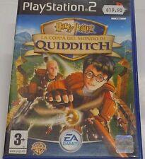 Harry Potter E La Coppa Del Mondo Di Quidditch per PS2 - PlayStation 2 PAL