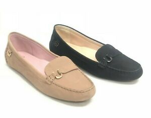 UGG Australia Women's Callen Leather Flats Slip On Shoes Loafers 1108920