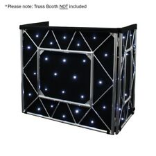 Equinox Truss Booth LED Starcloth Lighting System CW with DMX Controller